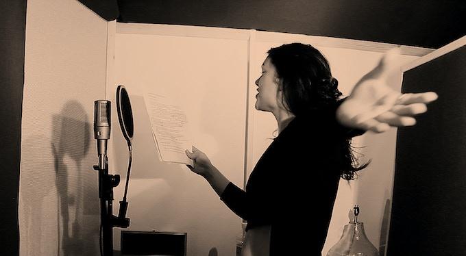 Laura Tipper, bringing the character of Yoska to life