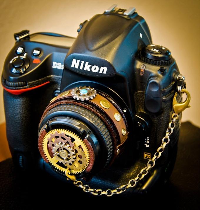 First CameraPunk™ !!