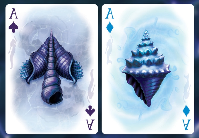 Ace of Spades and Ace of Diamonds
