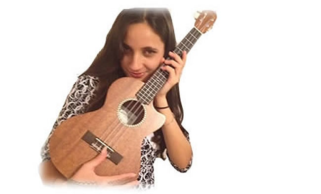 The Cordoba ukulele. Beautifully crafted by the well known guitar company, mahalo Cordoba!