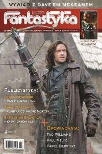 "Nowa Fantastyka Jan 2013 issue, includes Polish translation of ""The Field Trip"""