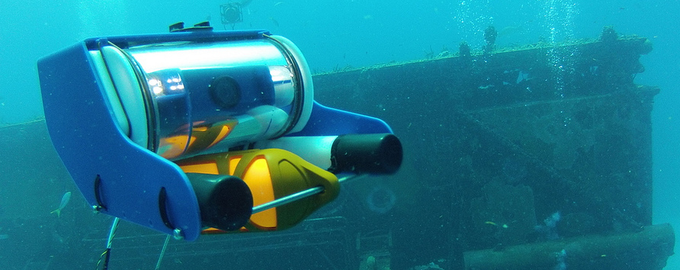 The OpenROV.
