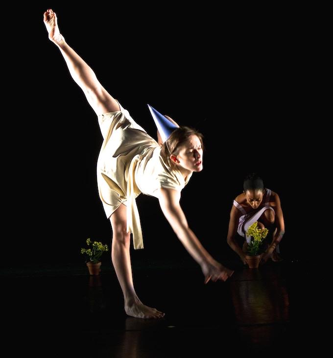 Choreography by Roya Carreras