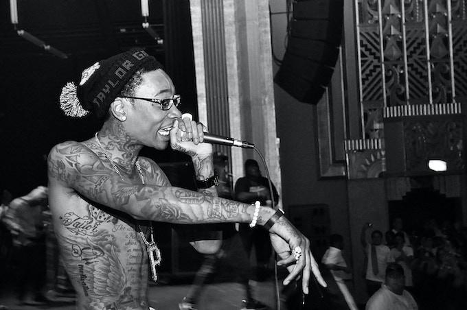 Wiz Khalifa, photo courtesy of Kasey Stokes/ LA Stereo