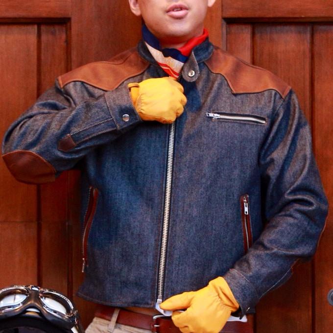Limited Edition Cafe Racer Jacket