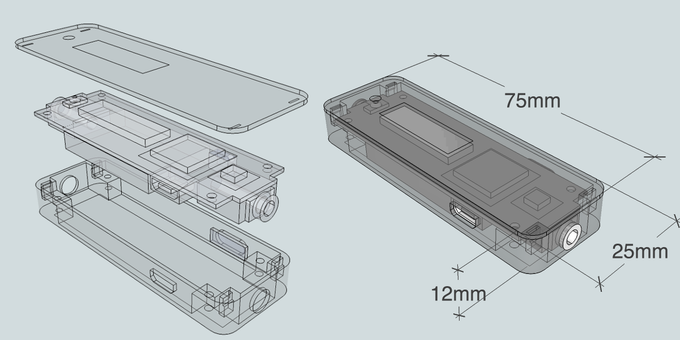 Initial Design of JackPair
