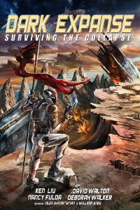 Dark Expanse: Surviving the Collapse -- free to ALL backers