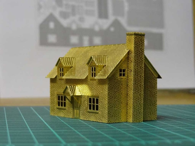Kit 1 : Orchard Cottage - front