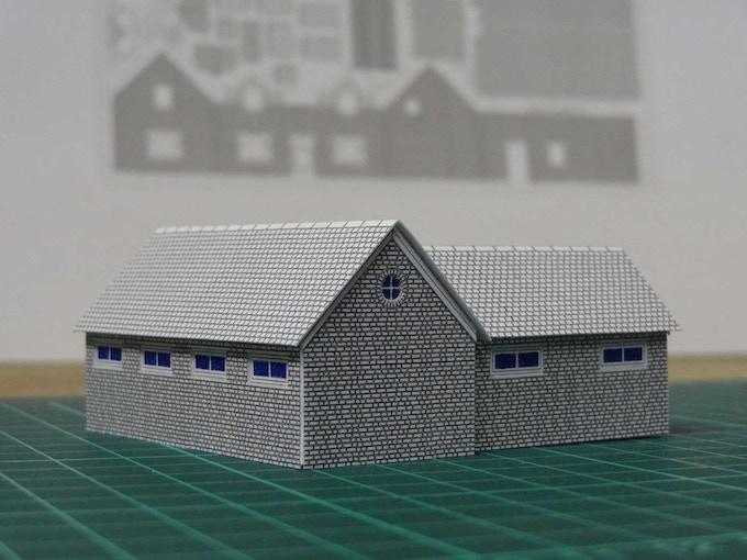 Kit 6 : stables - back
