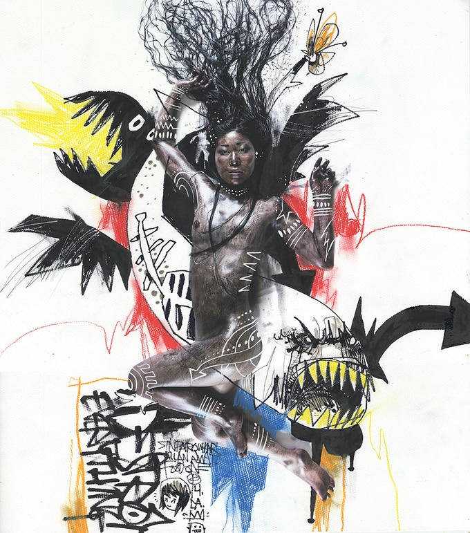 #4 Stephanie Inagaki by Jim Mahfood