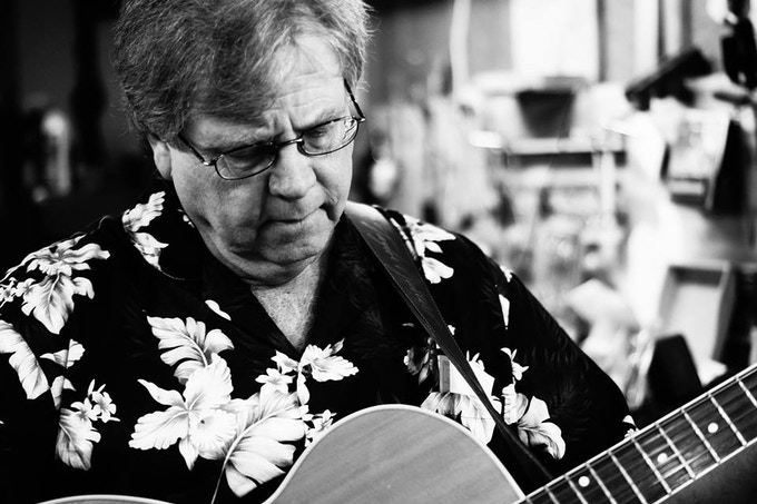 Scott Sweet was born in Puerto Rico, he has been playing music for the last 47 years and part of the St. Augustine scene for the last 41.