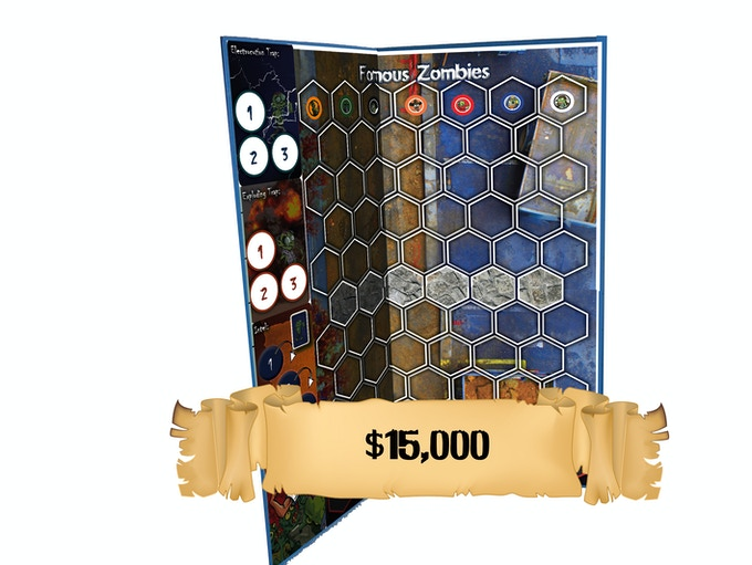 At $15,000 You will receive a Larger folding board!