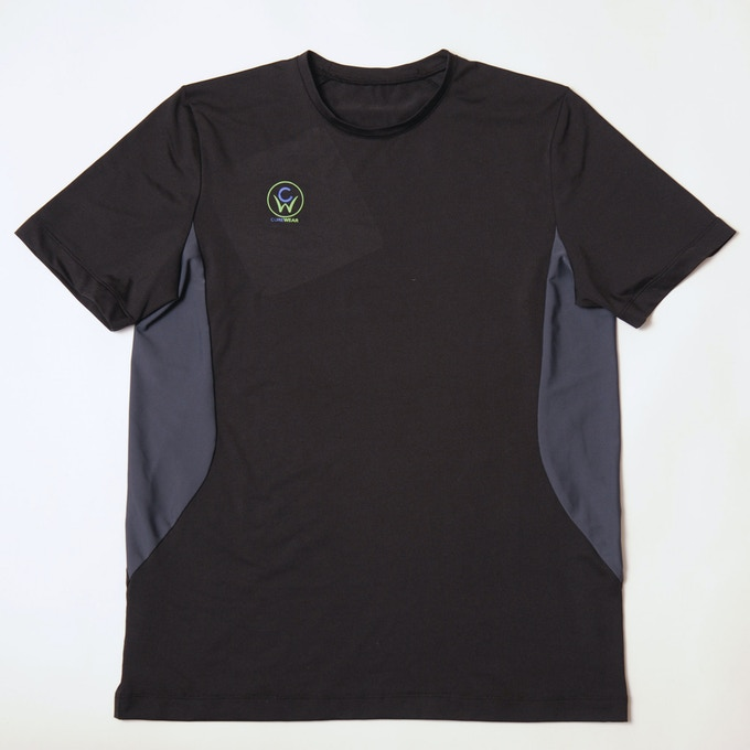 Supporter Shirt - Grey (** expected retail $40- $60; available in Men's/Women's XS-XL)