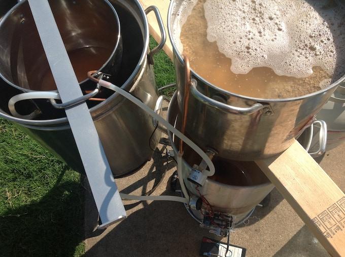Bieree 3 Pot Configuration