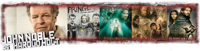 John Noble (Fringe, Lord of the Rings)