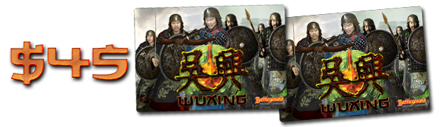 Allies: two complete Wuxing sets