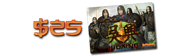 Disciple: the Complete Wuxing faction