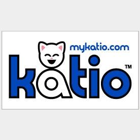 Katio Fridge Magnet [biz card size]