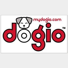 Dogio Fridge Magnet [biz card size]