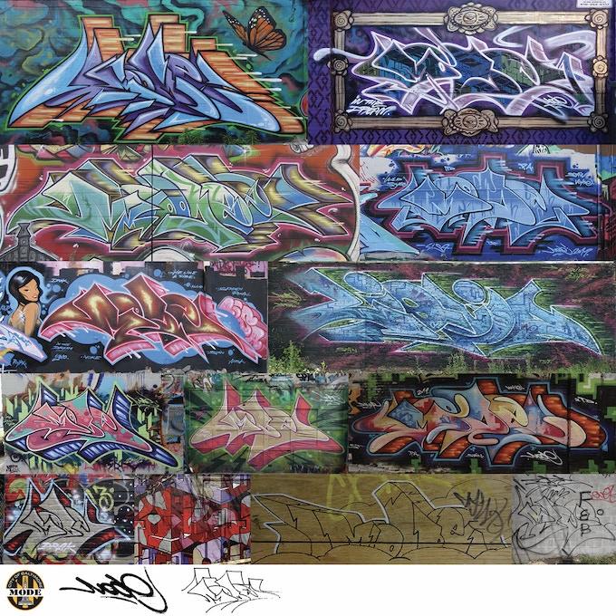 MODE artist page
