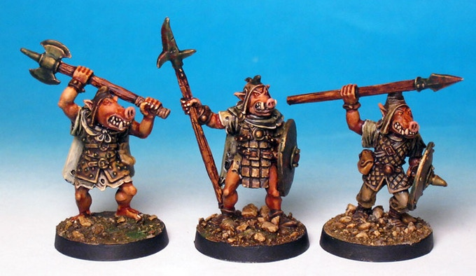 Models by Otherworld Miniatures