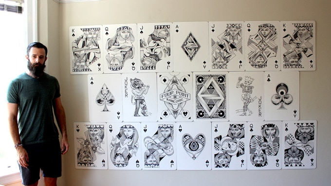 20 original drawings on illustration board