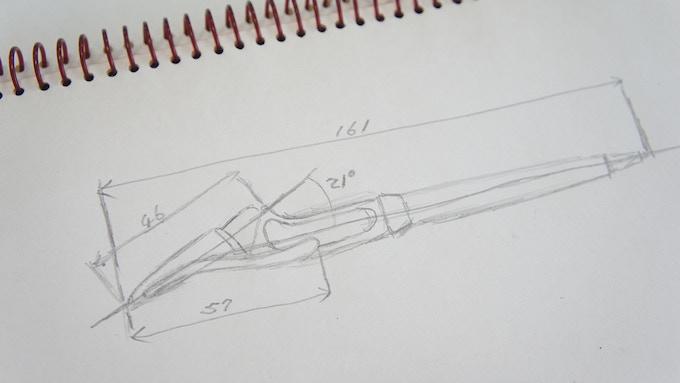 Yoropen Z3 Sketch
