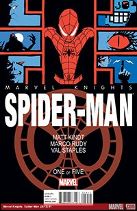 Marco Rudy (Swamp Thing, Spider-man)