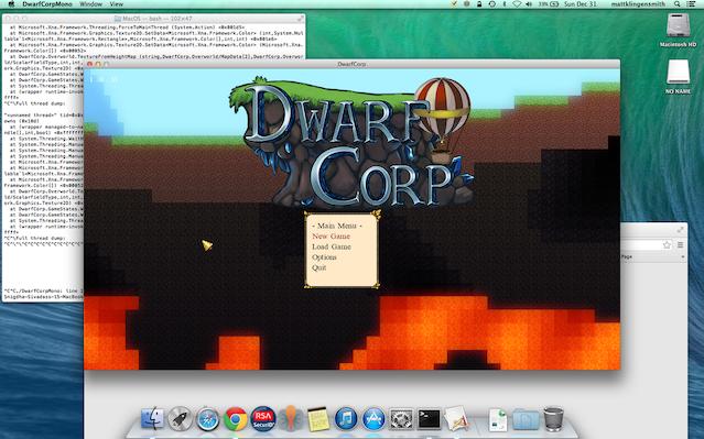 DwarfCorp by Completely Fair Games, Ltd  » Alpha Version 1 1