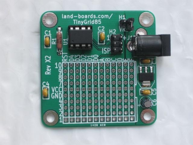 Basic Board - Assembled