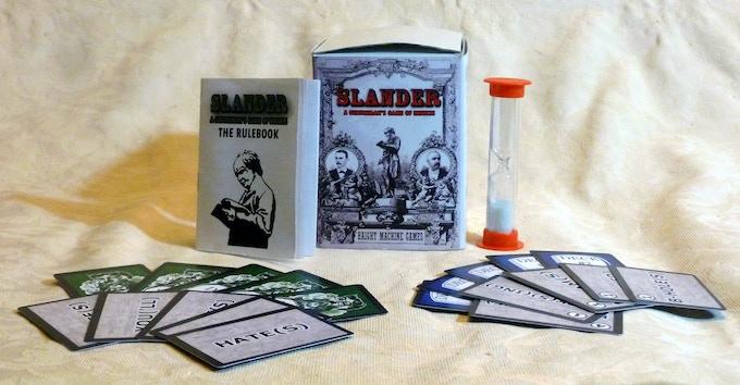 Slander - A Gentleman's Game of Insults