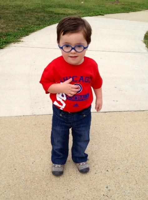 Heartbreaker Griffin in his Downs Designs jeans!