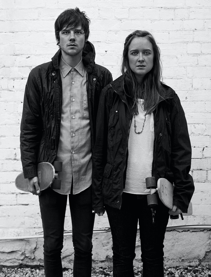 Daniel Whitechurch and Laura McKellar / Fitzroy