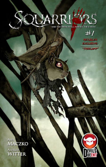 This cover image featuring TREE JUMP is part of our exclusive cover line-up offering!