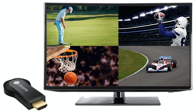 Enable Your TV for 4X the Fun