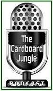 Click here for a bonus Cardboard Jungle Podcast episode with Mike!