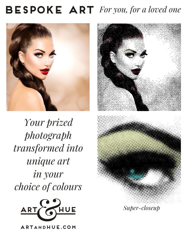 Bespoke Art | Art & Hue | © ArtAndHue.com