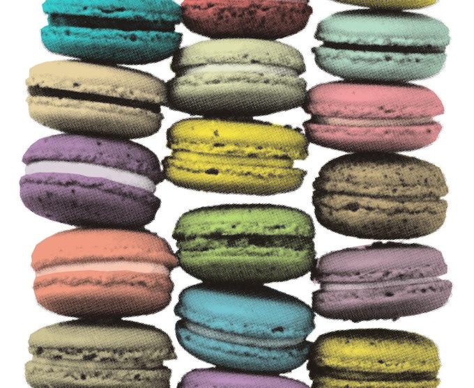 Macarons Ladurée | Art & Hue | © ArtAndHue.com