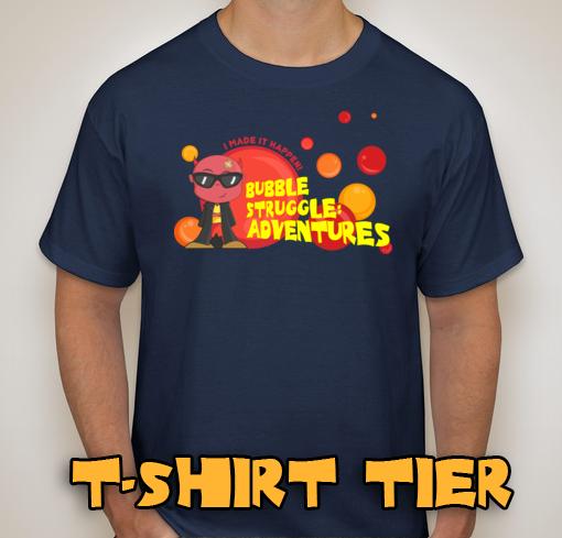 Limited edition (Kickstarter only) T-Shirt