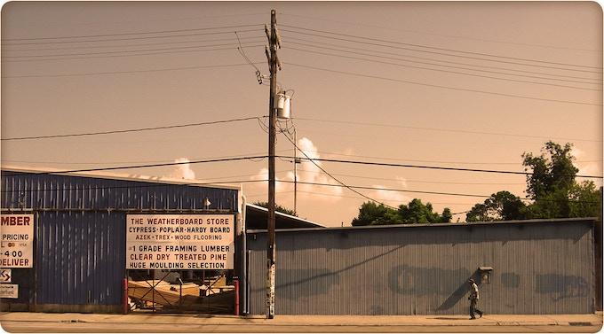 Wall site: 5383 Tchoupitoulas St, New Orleans, LA