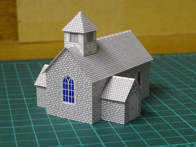Kit 8 - church