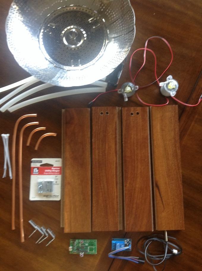 Bieree Kit (Wooden Enclosure Option)