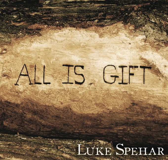 """The album this campaign is about, """"All is Gift""""."""