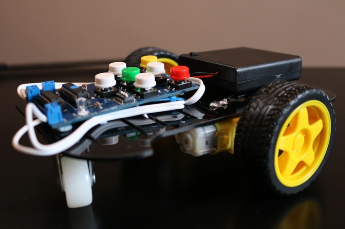 Turtlteck & Robot Chassis Provided