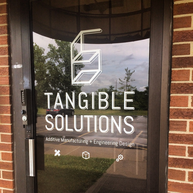 Tangible Solutions upgrades from Garage to 2,000 sq ft location - July 2014