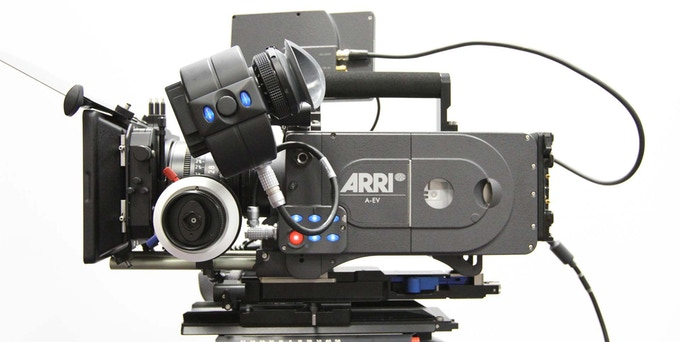 We've chosen to shoot with the industry standard Arri Alexa camera