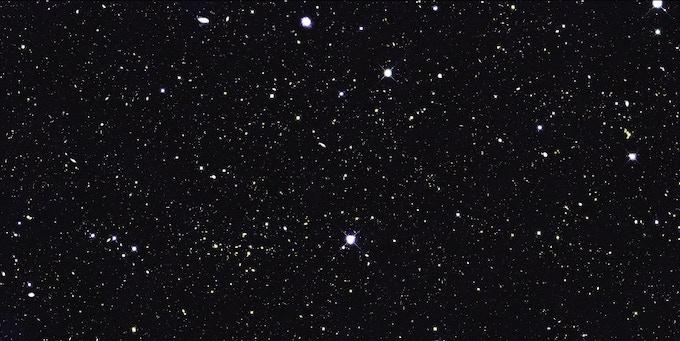 6' x 3' Starfield