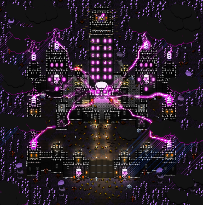 Death Lily Keep - Click here for fullscreen