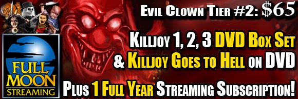 EVIL CLOWN Tier 2: Killjoy Psycho