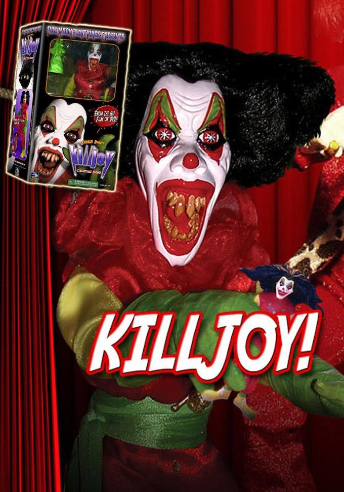 Limited Edition Killjoy Toy!